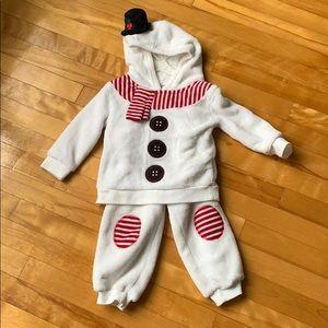 Snowman Set for 18-24M
